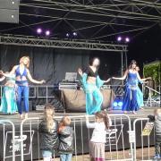 Elèves Danse Orientale Niveau Débutant