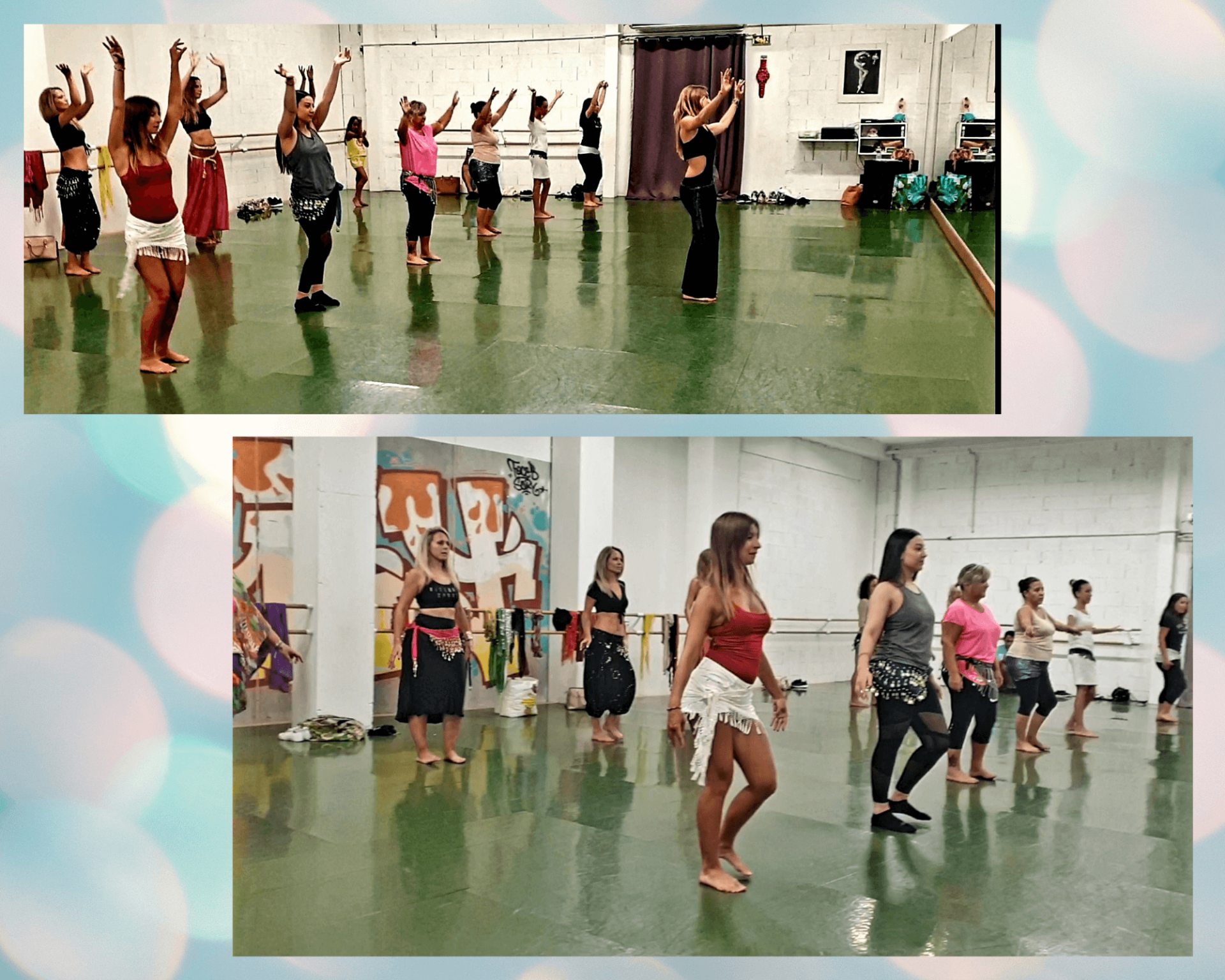 Cours et stages de Danse Orientale
