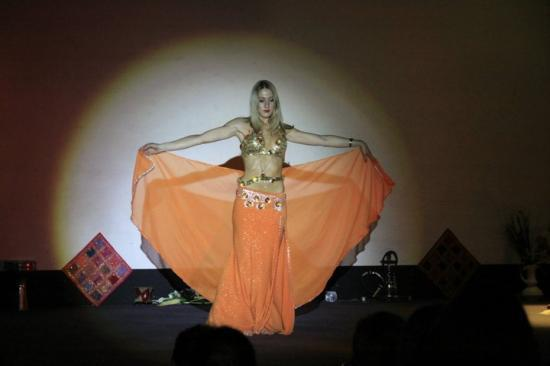 Jihana, spectacle Pour toi, liberté