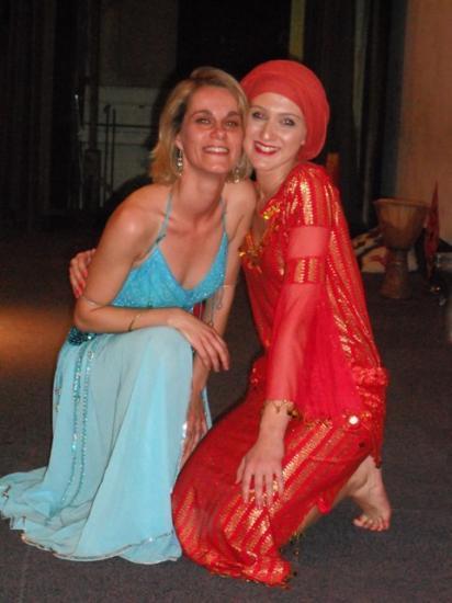 Karine & Jihana
