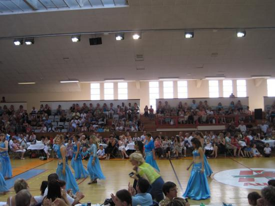 Gala de fin d'année 26  juin 2010