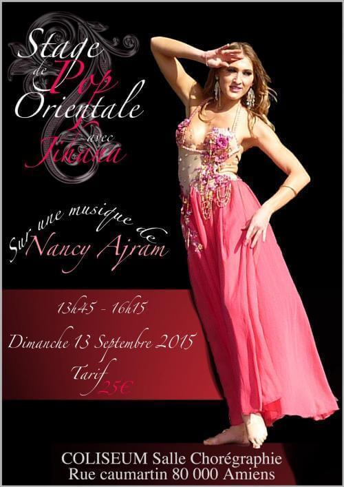 Stage Nancy Ajram 2015