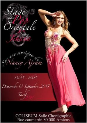 Stage Nancy Ajram 2015