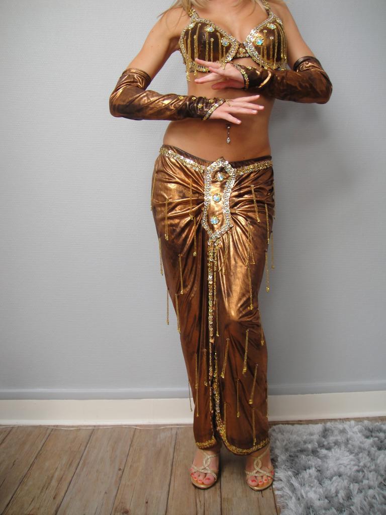 3ec3deb32a1b03 Robes mariage: Costume danse orientale professionnel